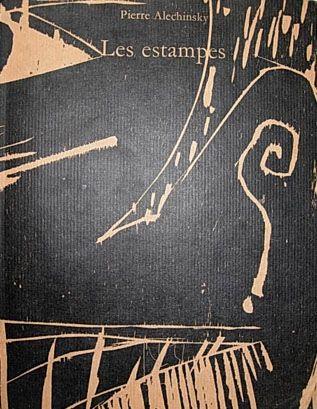 Libro Illustrato Alechinsky - Les Estampes de 1946 à 1972