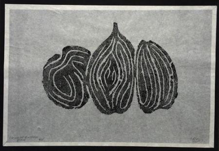 Acquaforte Ubac - Les Fruits I