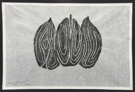 Acquaforte Ubac - Les Fruits II