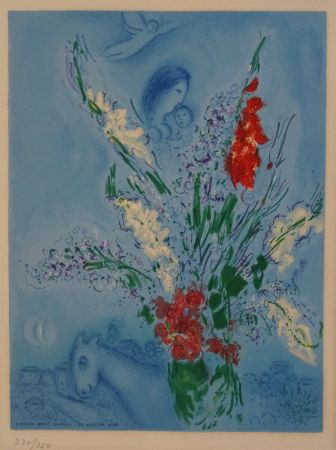 Litografia Chagall (After) - Les Glaieules