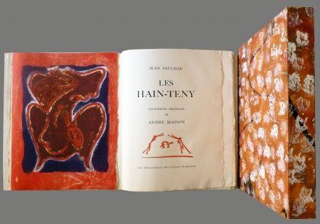 Libro Illustrato Masson - Les Hain- Teny