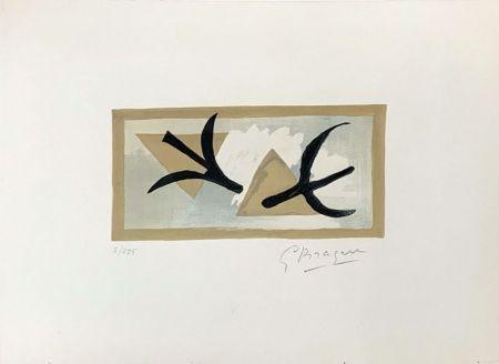 Litografia Braque - Les Martinets