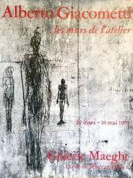 Offset Giacometti - Les murs de l'atelier