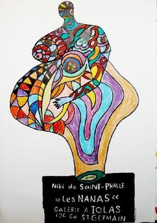 Manifesti De Saint Phalle - Les nanas-exposition lolas