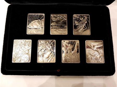 Litografia Dali - Les Sept Jours de la Création