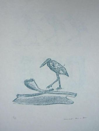 Litografia Ernst - Lewis Carroll's Wunderhorn 19