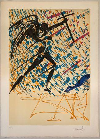 Litografia Dali - L'exaltation mythique