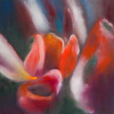 Grafica Numerica Bleckner - Light Flowers I
