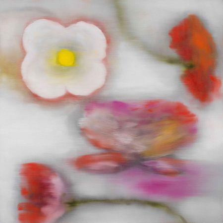 Grafica Numerica Bleckner - Light Flowers II
