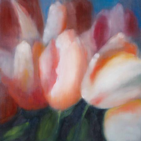 Grafica Numerica Bleckner - Light Flowers III