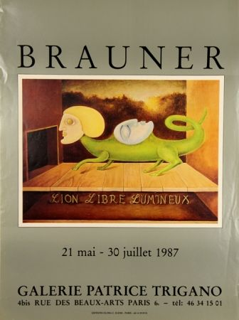 Offset Brauner - Lion Libre et Lumineux