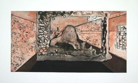 Non Tecnico Doig - Lion on the Road