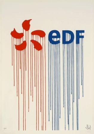 Serigrafia Zevs - Liquidated EDF