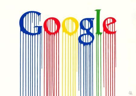 Serigrafia Zevs - Liquidated Google