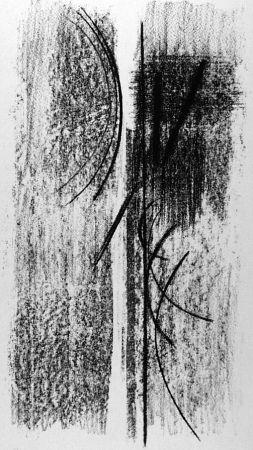 Litografia Hartung - Litho 84