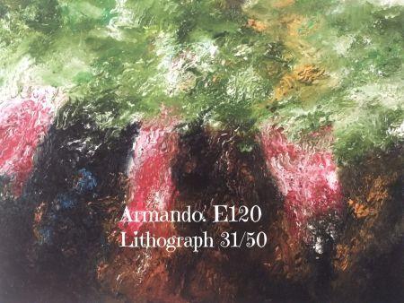 Litografia Armando - Lithograph
