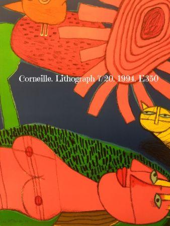 Litografia Corneille - Lithograph 7/200