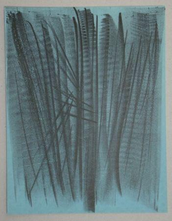 Litografia Hartung - Lithograph pour XXe Siècle, 1964