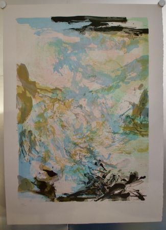 Litografia Zao - Lithographie AGERUP 269