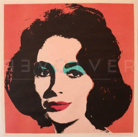 Serigrafia Warhol - Liz (Fs Ii.7)