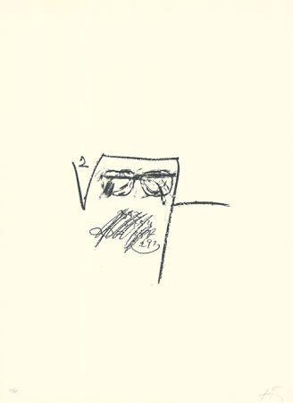 Litografia Tàpies - Llambrec-6