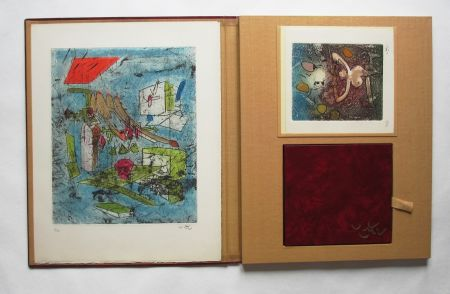 Libro Illustrato Matta - L'oeuvre gravé