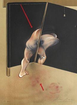 Litografia Bacon - Logique de la sensation