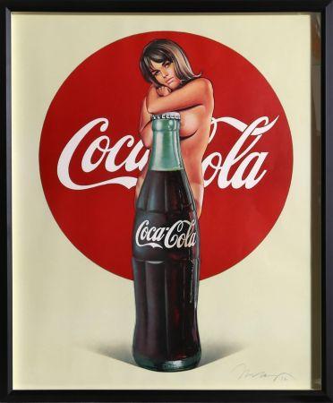 Litografia Ramos - Lola Cola