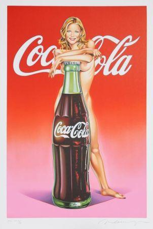 Litografia Ramos - Lola Cola #4 (Michelle Pfeiffer)
