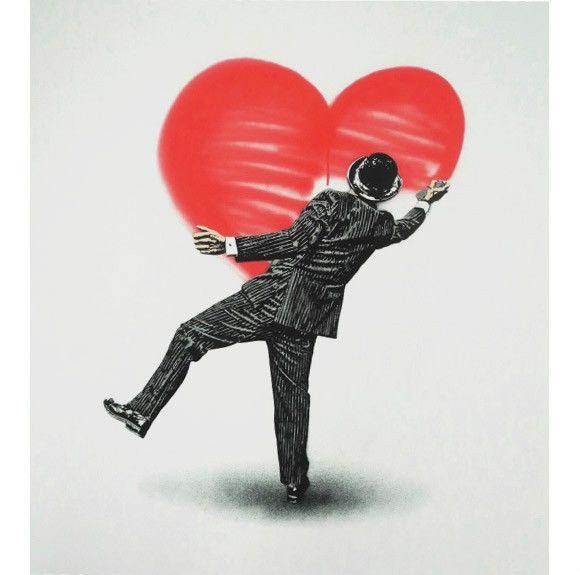 Serigrafia Walker - Love Vandal