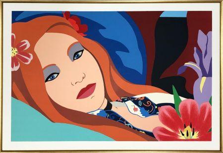 Litografia Wesselmann -  Lulu (from Metropolitan Fine Art)