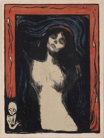 Non Tecnico Munch - Madonna