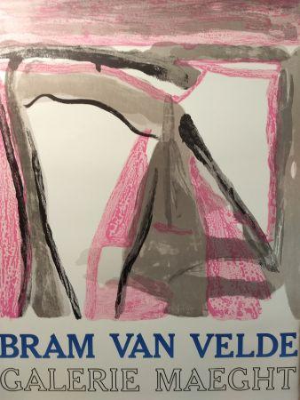 Manifesti Van Velde - Maeght