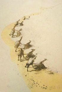 Litografia Barcelo - Mali