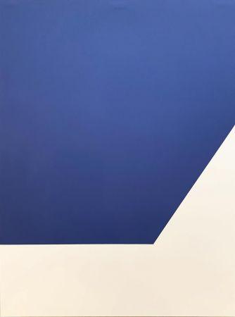 Litografia Kelly - Mallarmé Suite: Blue