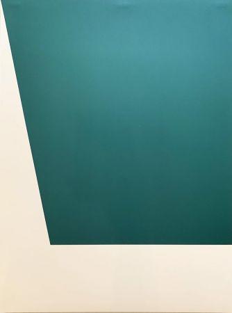 Litografia Kelly - Mallarmé Suite: Green