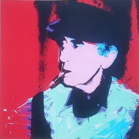 Serigrafia Warhol - Man Ray Fs Ii.148
