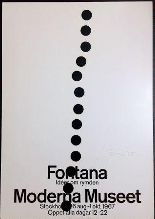 Serigrafia Fontana - Manifesto