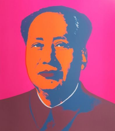 Serigrafia Warhol (After) - Mao