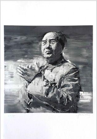 Litografia Pei-Ming - MAO