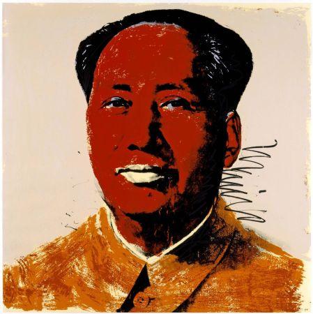 Serigrafia Warhol - Mao (FS II.96)