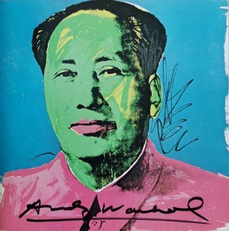 Serigrafia Warhol - MAO Tse Tung invitation Castelli