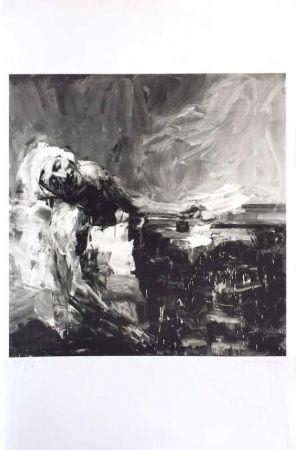 Litografia Pei-Ming - Marat