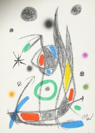 Litografia Miró - Maravillas con variaciones acrosticas 14