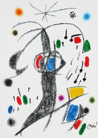 Litografia Miró - Maravillas con variaciones acrosticas 19