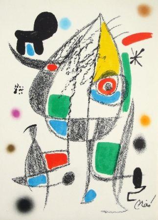 Litografia Miró - Maravillas con variaciones acrosticas 20