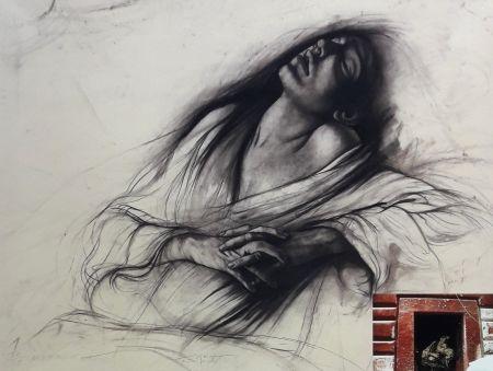 Litografia Pignon-Ernest - Marie Madeleine