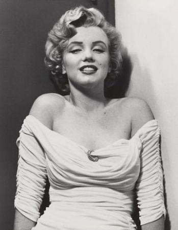 Non Tecnico Halsman - Marilyn