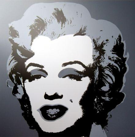 Serigrafia Warhol (After) - Marilyn 11.24