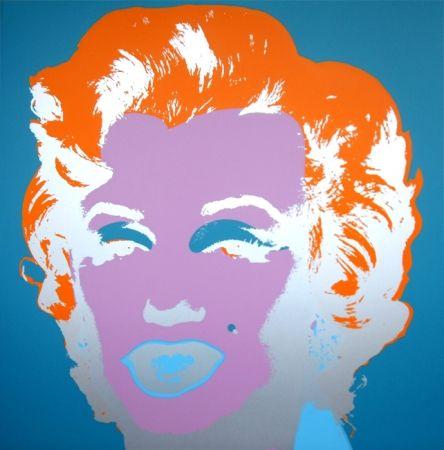 Serigrafia Warhol (After) - Marilyn 11.29